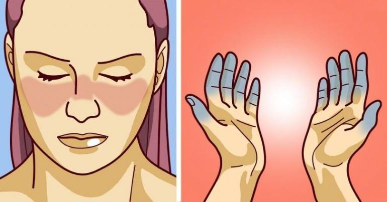 eller ve yüz