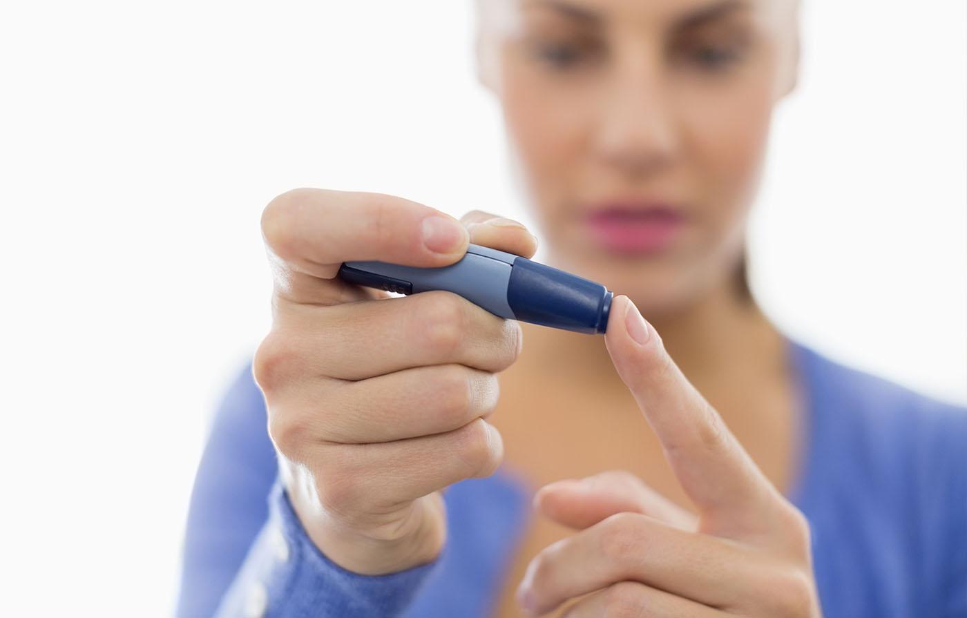 diyabet ölçümü
