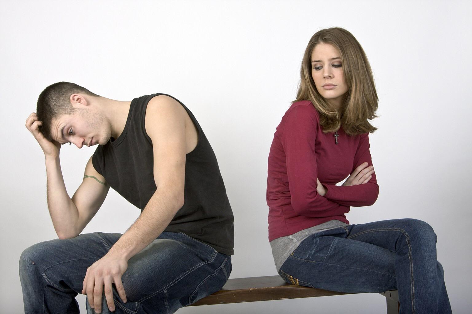 Mutsuz ilişki