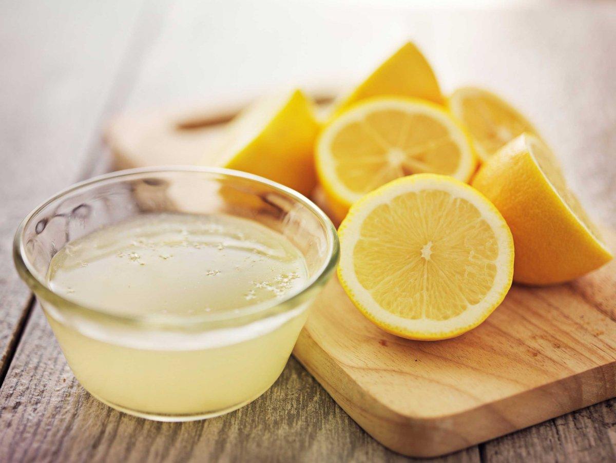 limon ve suyu