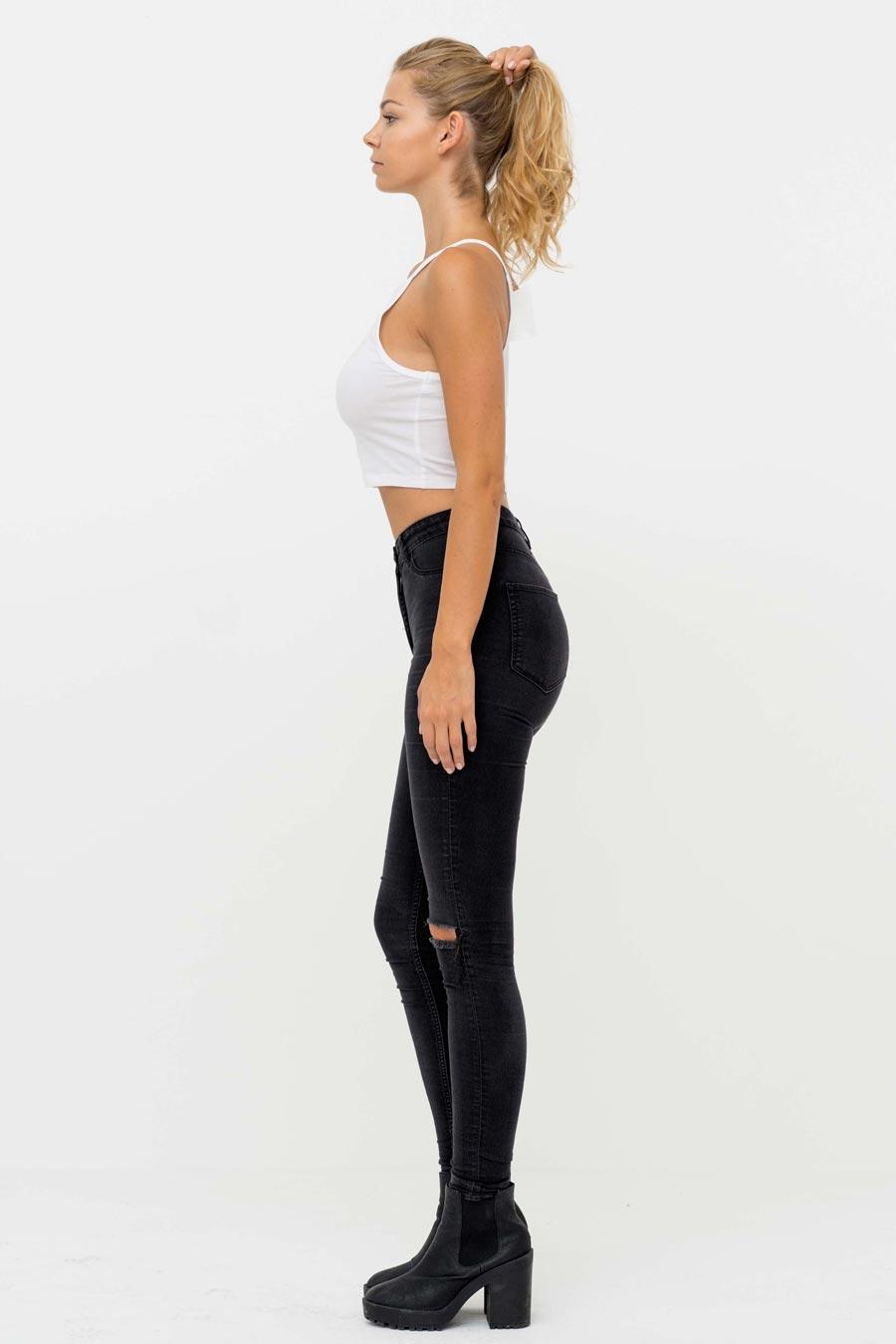 uzun kadın