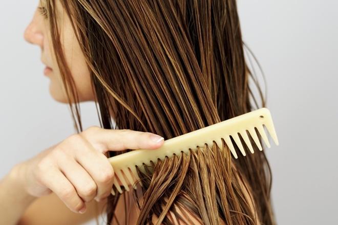 oksijenli su ile saç açma
