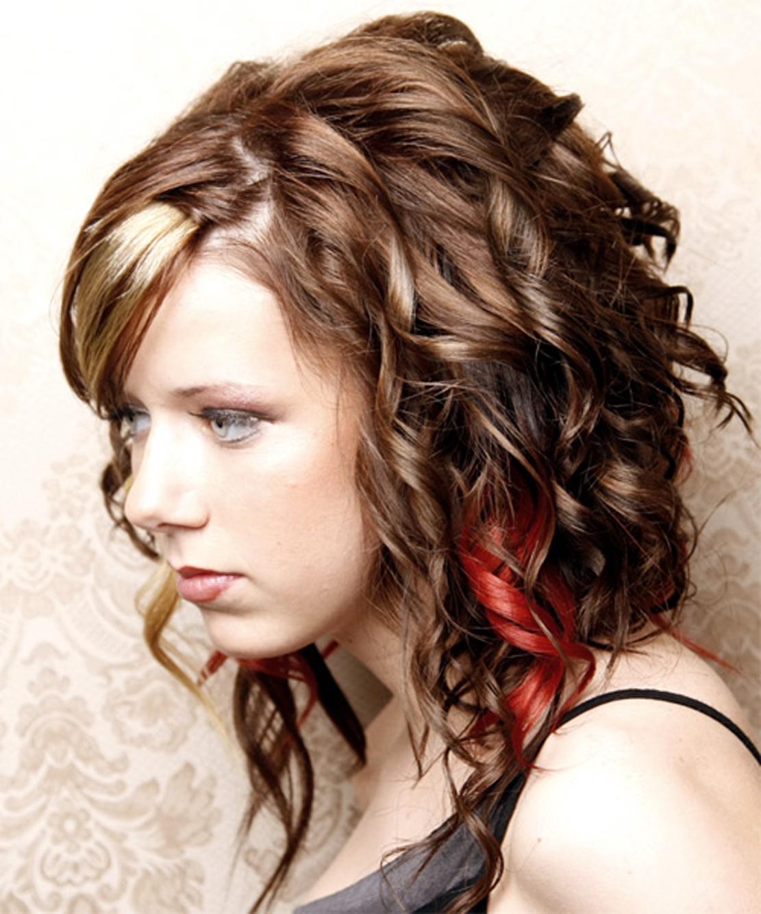 bob kesim orta dalgalı saç